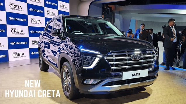 AUTO EXPO 2020: HYUNDAI CRETA UNVEILED, LAUNCH IN MARCH