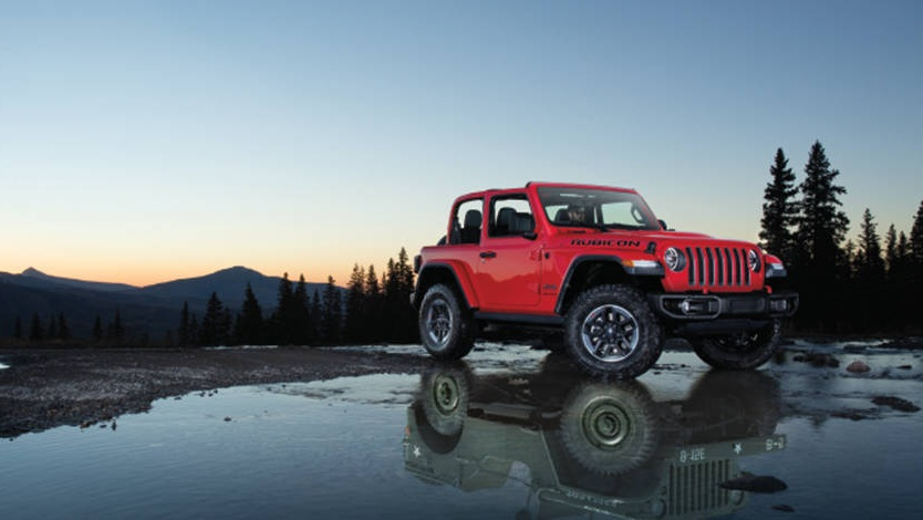 Jeep- the iconic brand of cars!!