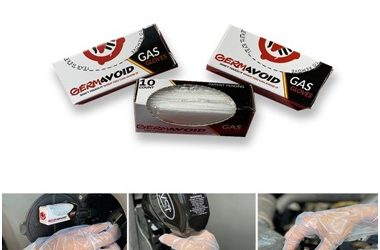 Avoid Germs at the Gas Station with Germ Avoid Gas Gloves